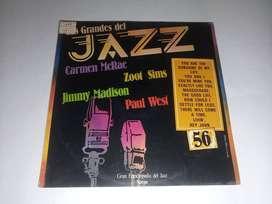 Lote de 10 Vinilos Jazz