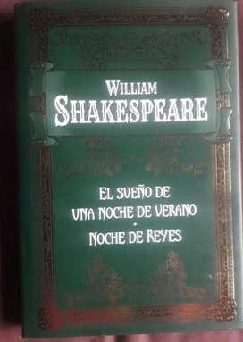 William Shakespeare- El sueño de una noche de verano,Noche de reyes