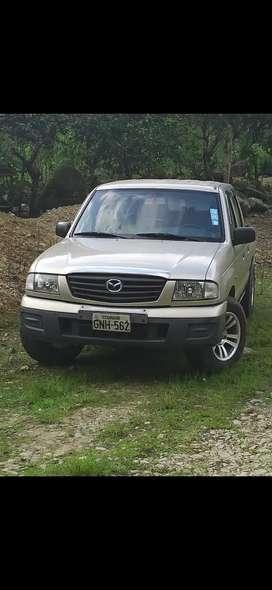 Camioneta Mazda