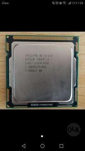 Procesador I5 Lga1156