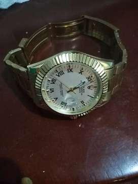 Reloj Rolex para estrenar