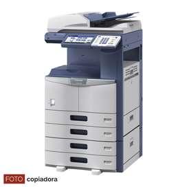 Fotocopiadora EStudio 4540C – Multifuncional Toshiba
