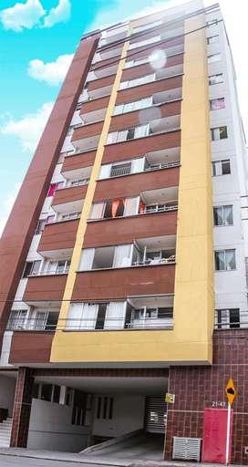 APARTAESTUDIO EN VENTA. LA UNIVERSIDAD. EDIFICIO SCALA 10. 38M2.
