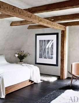 Casa rústico remodelado puesto columnas x dentro primer piso puesto mayolica cielo razón está con baldoza de primera