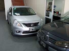 Nissan versa pure drive advance con velocidad crucero impecable permutas financiación inmediata