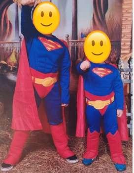 Disfraces Originales Superman. Buen estado