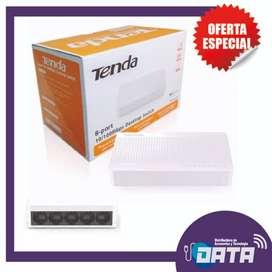 SWITCH TENDA 5 PUERTOS 10-100 MBPS