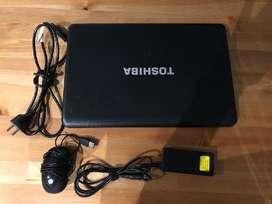 OFERTON laptop Toshiba I3 500 g m 4 gRam