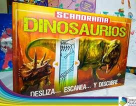 Scanorama. Dinosaurios. Lexus