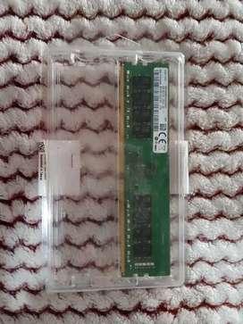 MEMORIA RAM DDR4 8GB 2666 HRZ SAMSUNG NUEVA