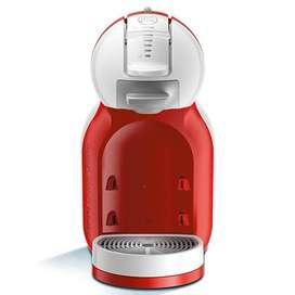 Cafetera Dolce Gusto - Color Roja y Gris