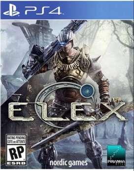 ELEX Q1 PS4