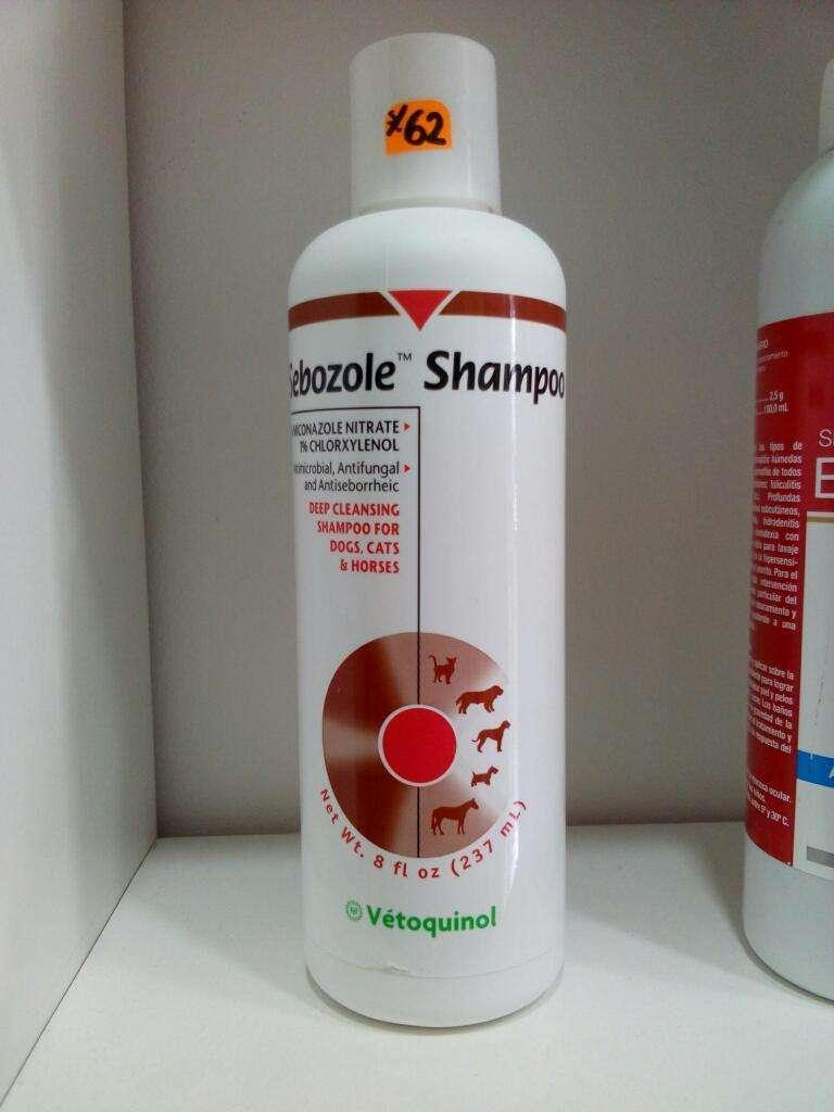 Shampoo Sebozole 237ml 0