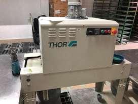 Túnel termoencogido para productos pequeños thor