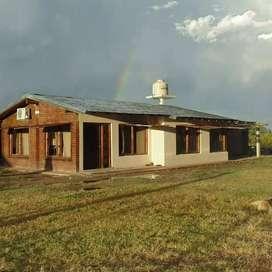 Alquilo cabaña tipo casa quinta privada en valle grande San Rafael Mendoza