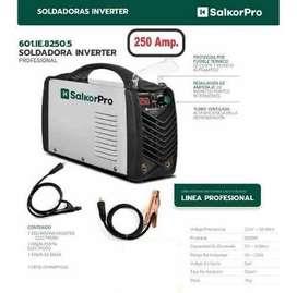 Soldadora Inverter Salkor 250 Amper Ie 8250