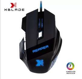MOUSE GAMER REAPER XBLADE