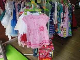Gran liquidación de ropa para niños y niñas de T6 meses a T12
