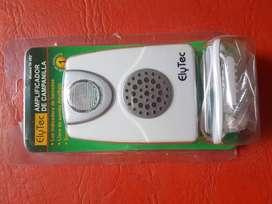Amplificador D Timbre/campanilla Telefono Elytec O A.n.