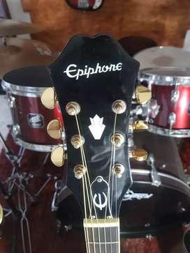 EPIPHONE PR-5E  con micrófono FISHMAN