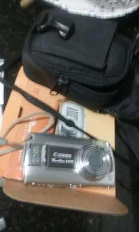 Camara Canon A470