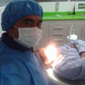 Auxiliar de odontologia