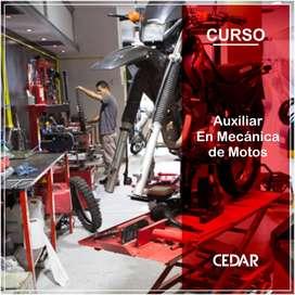 CURSO DE MECANICA DE MOTOS (PRESENCIAL en Resistencia- Chaco)