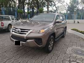 TOYOTA NEW FORTUNER 2017 2.7 FULL EQUIPO