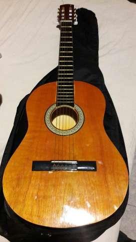 Guitarra con Detalle
