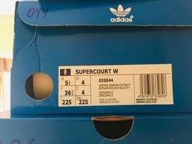 Adidas Supercourt originales, talla 36-37, no son chinas