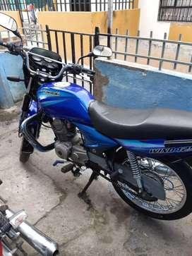 Vendo moto Kawasaki Wind 125 o Cambio por moto de cilindraje mas pequeño