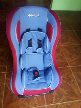 Asiento de Bebes para Autos