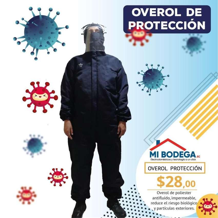 Overol de protección 0
