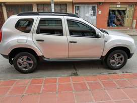 CAMIONETA RENAULT DUSTER EXPRESSION 1.6 MODELO 2015 4X2