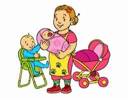 Cuidado de niños en mi Hogar o a Domicilio