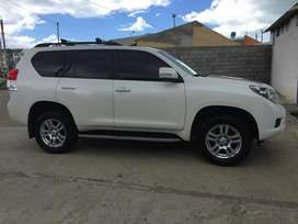Toyota Land Cruiser Prado VX MT 2012