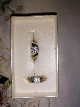 Vendo dos anillos talla 5