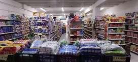 Lineales para supermercado en buen estado