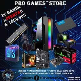 PC GAMER  DE OFERTA!!