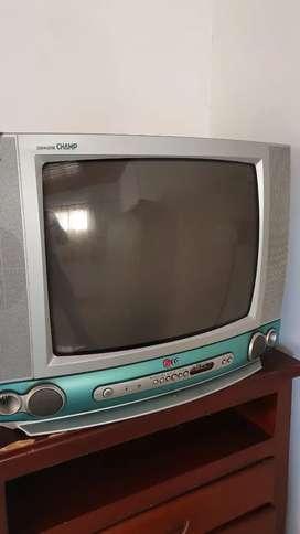 Televisor en buen estado