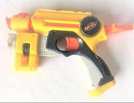 Juguete-pistola Nerf Laser