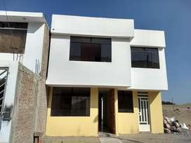 Casa en Venta Estreno 2 pisos Rinconada Huacachina III