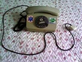 Telefono a Disco Antiguo Entel