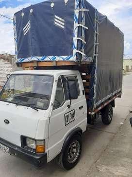 Camioneta Kia Ceres, 2 toneladas