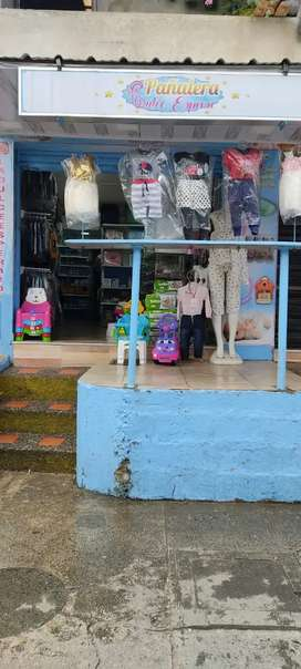 Venta de negocios (almacén de bebe, pañalera)