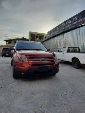 FORD EXPLORER LIMITED 4X4  AÑO 2014