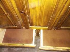 Vendo ropero tres puertas usado en muy buen estado