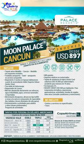 Ven y viaja a cancun