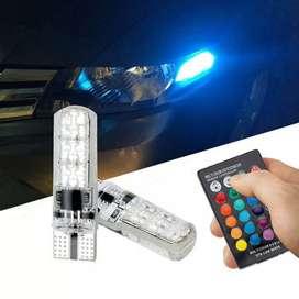 Luz LED para motos y carros