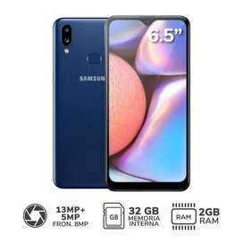 Venta de celulares nuevos Samsung a10s